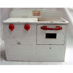 Vintage Little Judy Electric Toy Stove