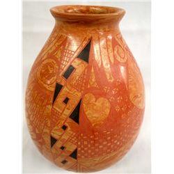 Mata Ortiz Museum Quality Jar - Tito Enriquez