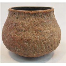 Prehistoric Salado Corrugated Tradtional Bowl