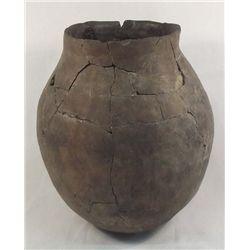 Prehistoric Mimbres Utilitarian Jar