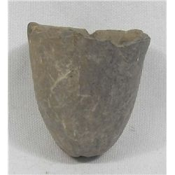 Mimbres Prehistoric Bowl Pipe