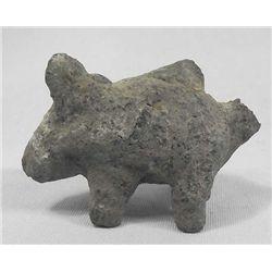 Prehistoric Mimbres Clay Bear