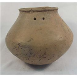 Prehistoric Mimbres Burnished Bowl