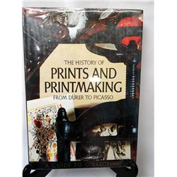 Book: The History Of Prints & Printmaking