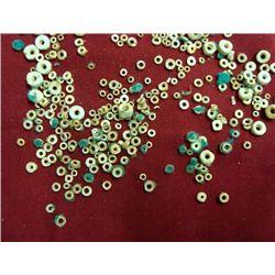 Prehistoric Stone Beads