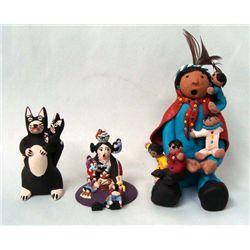 Storyteller Dolls & Stoyteller Cat