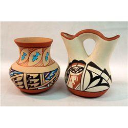 2 Jemez Jar - C. Jemez & Wedding Vase