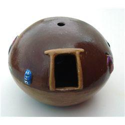 Navajo Seed Pottery - Elizabeth Many Goats