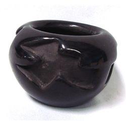 Santa Clara Carved Bowl