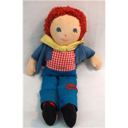 1940 Raggedy Andy Doll