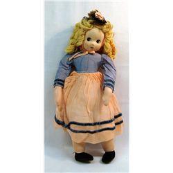 1940 Madame Alexander Little Shaver Doll