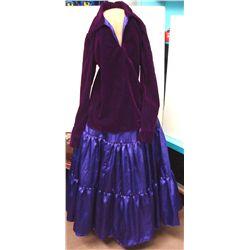 Navajo Blouse & Skirt