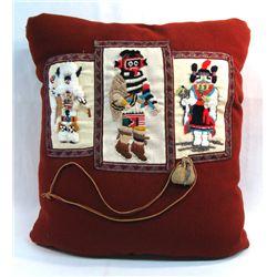 Hopi Style Pillow
