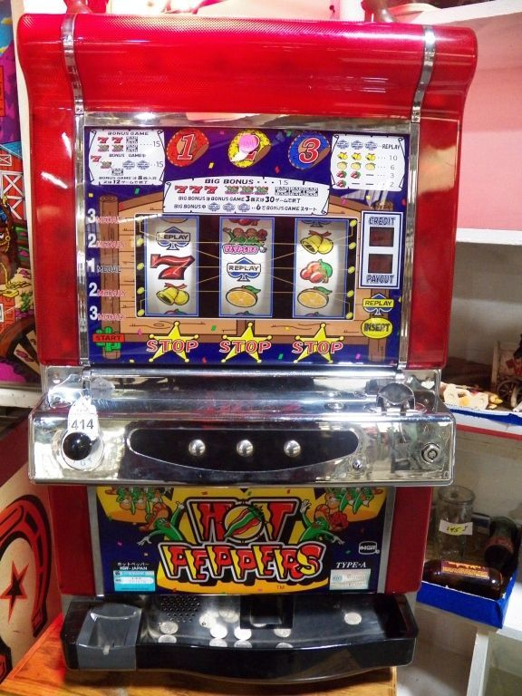 Hot Pepper Slot Machine
