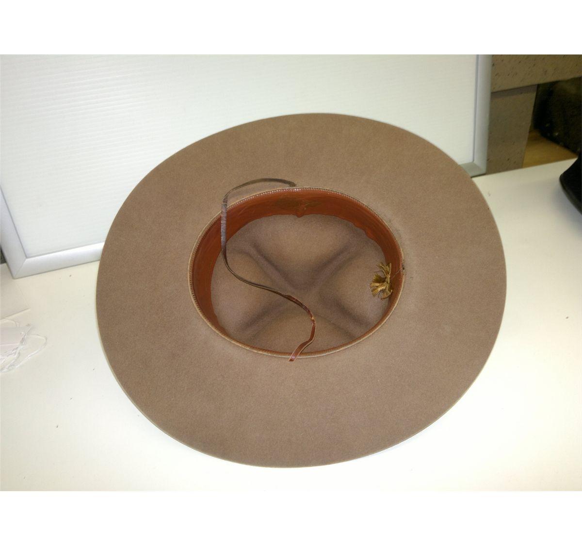 769dd1e5438f2 ... Image 2   RCMP Mounty Hat Christy s London