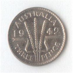 George V1 Threepence Group