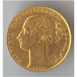 1855 Sovereign