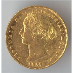 1857 Sovereign