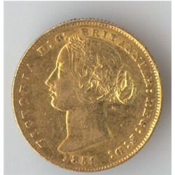 1859 Sovereign