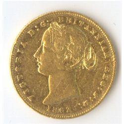 1862 Sovereign