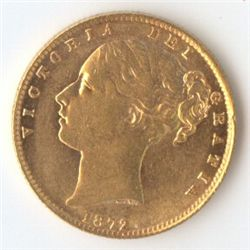 1872 M Shield Sovereign