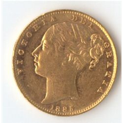 1885 M Shield Sovereign