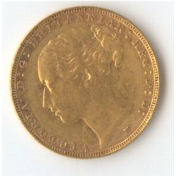 1886 M YH Sovereign
