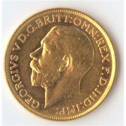 1919 S George V Sovereign