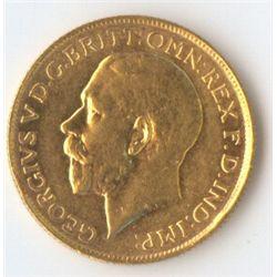 1924 S George V Sovereign