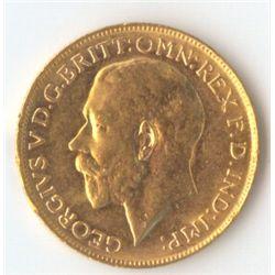 1924 P George V Sovereign