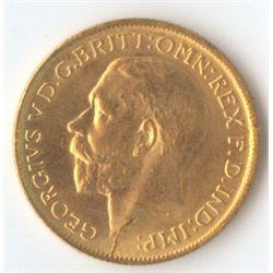 1925 S George V Sovereign