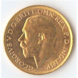 1926 M George V Sovereign
