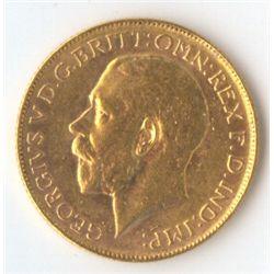 1926 P George V Sovereign