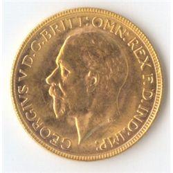 1931 P George V Sovereign