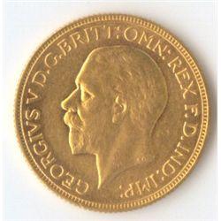 1931 M George V Sovereign