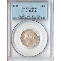 GB 1846 Shilling