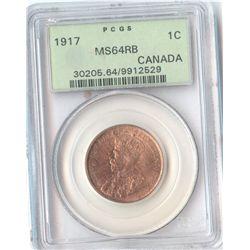 Canada 1917 1c