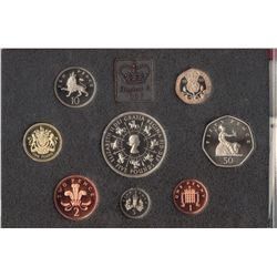 GB 1993 proof Set
