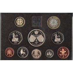 GB 1997 Proof Set
