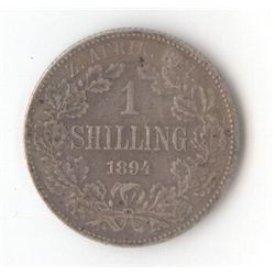 South Africa ZAR Shillings