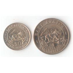 East Africa 50c 1937
