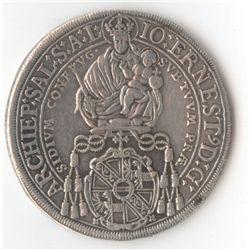 Austrian States Thaler 1687