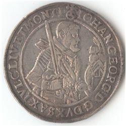 Saxony Thaler 1626