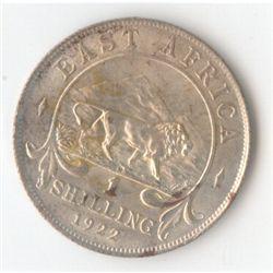 East Africa Shilling 1922H