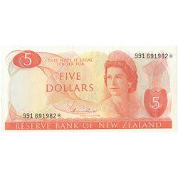 NZ $5 Star