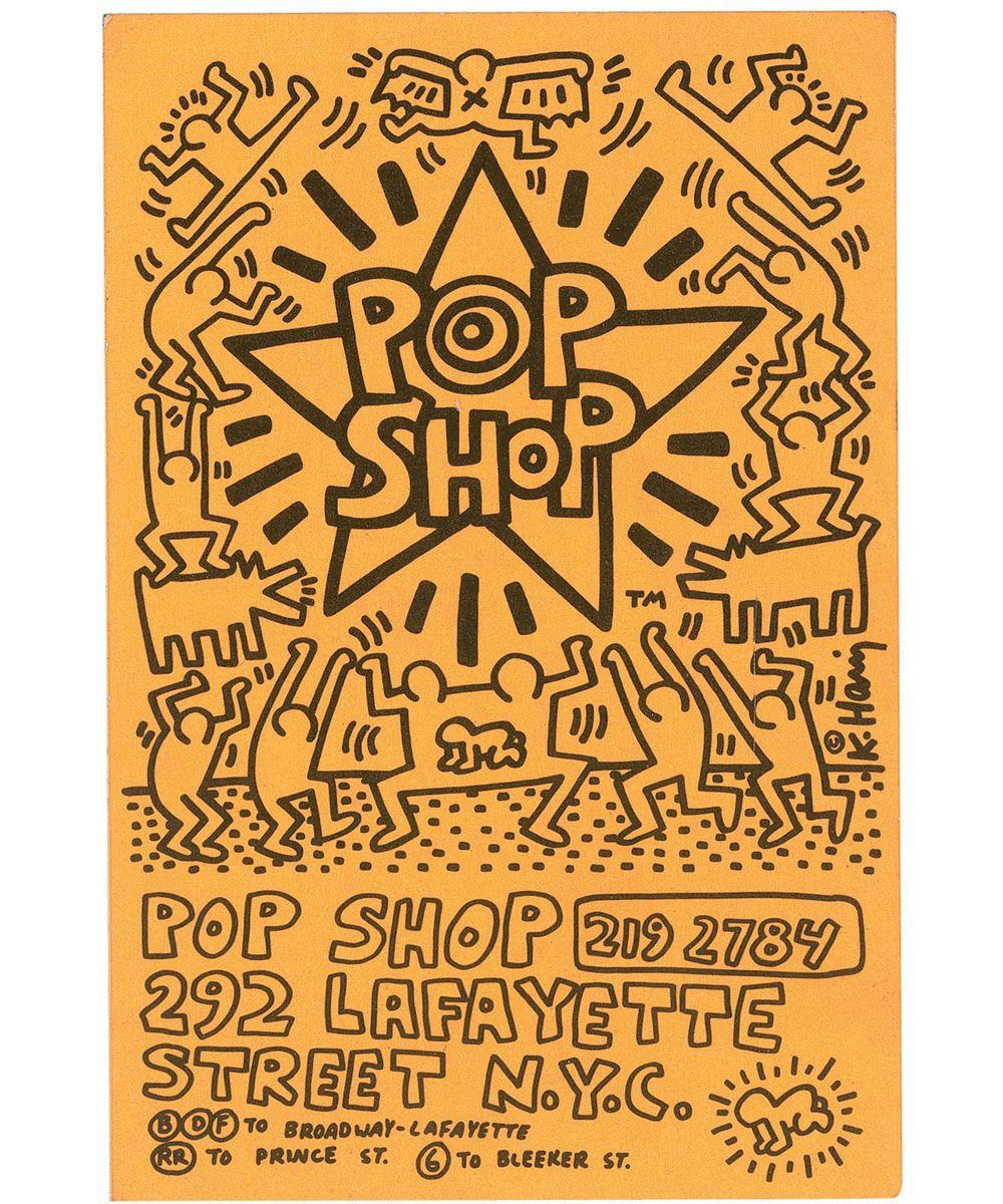 199c03789 Image 1 : Keith Haring ...