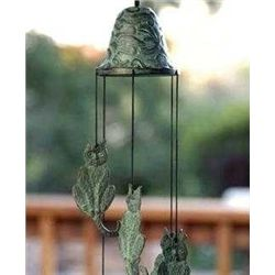 Cat Wind Chime