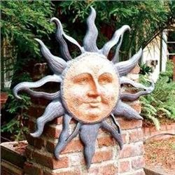 Sun Wall Plaque
