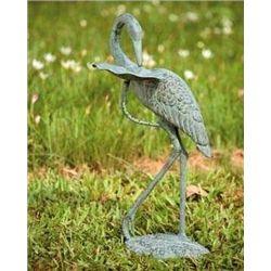 Crane Bird Feeder