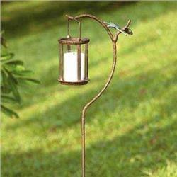 Dragonfly Lantern Garden Stake